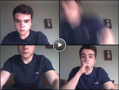cute man butts video